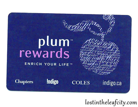 Chapters Plum Points