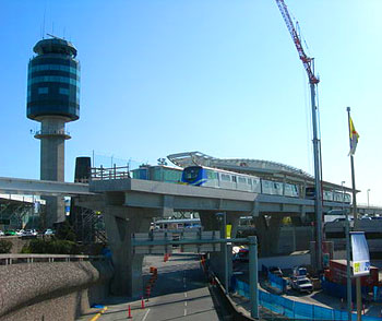 YVR Airport SkyTrain Station