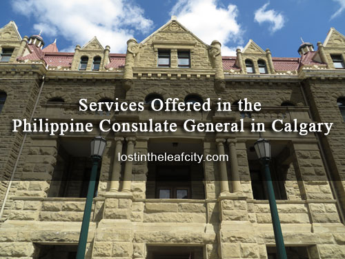 Philippine Consulate General in Calgary