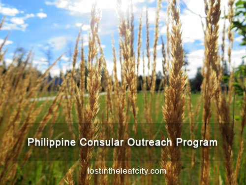 Philippine Consular Outreach Program