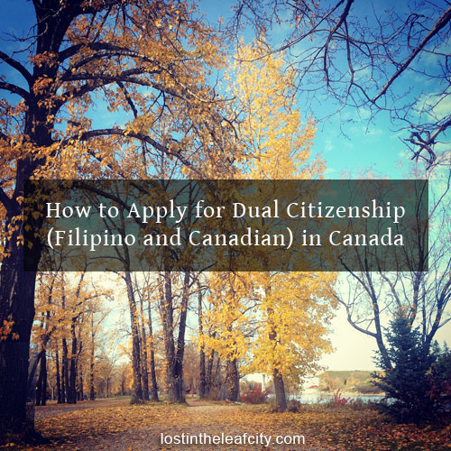 Apply for Dual Citizenship