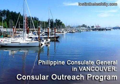 PCG in Vancouver Consular Outreach Program