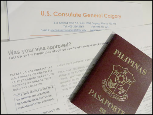 Required Documents in US Non-Immigrant Visa Interview