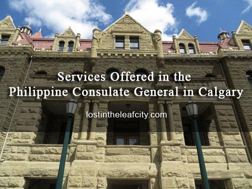 Philippine Consulate General in Calgary