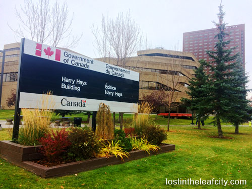 Office of the Citizenship and Immigration Canada (CIC)