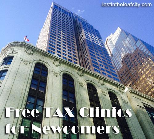 Free Tax Clinics in Calgary