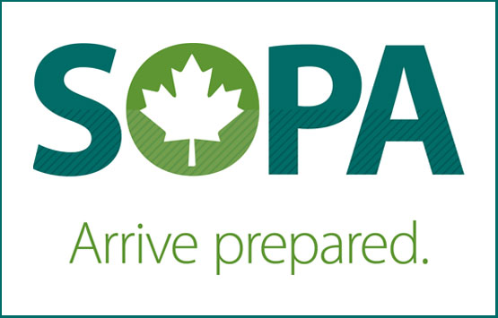 Immigrating to Canada: Settlement Online Pre-Arrival (SOPA)