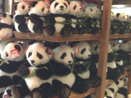 Stuff Toy Panda