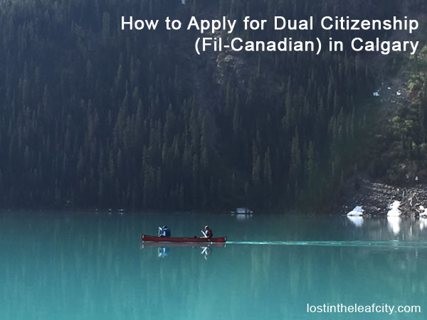 Apply for Dual Citizenship in Calgary