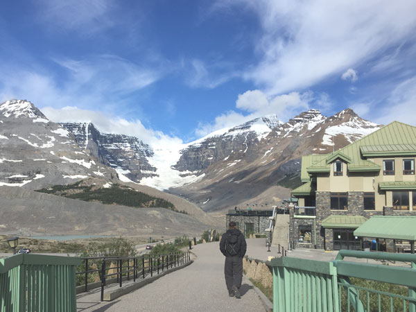 Columbia Icefield Discovery Centre