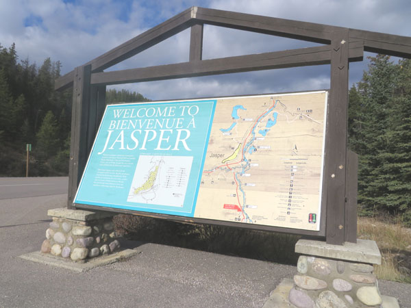 Welcome to Jasper Alberta