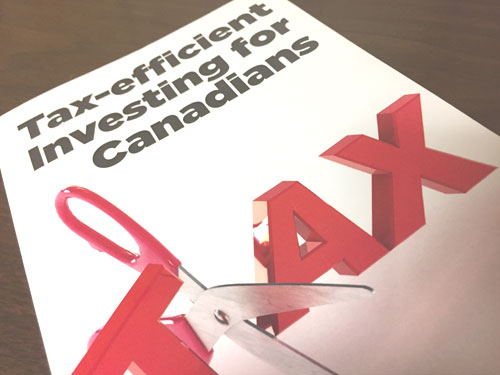 Book Review: Tax-efficient Investing for Canadians